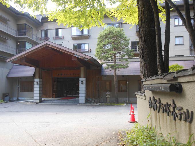 観光経済新聞社認定の5つ星の宿「白船グランドホテル」