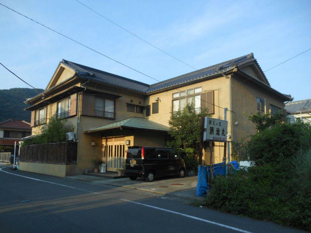 お得な価格で、戸田の旨いものに確実にありつける!網元の宿「清進丸」