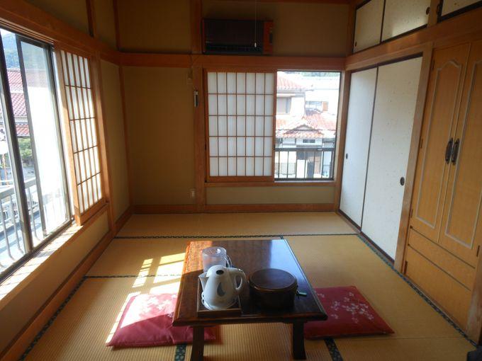 戸田の宿では少ない!天然温泉が楽しめる嬉しいお風呂