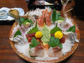 鮮魚がめちゃ旨い!伊豆稲取温泉・お口の故郷「やまだ荘」