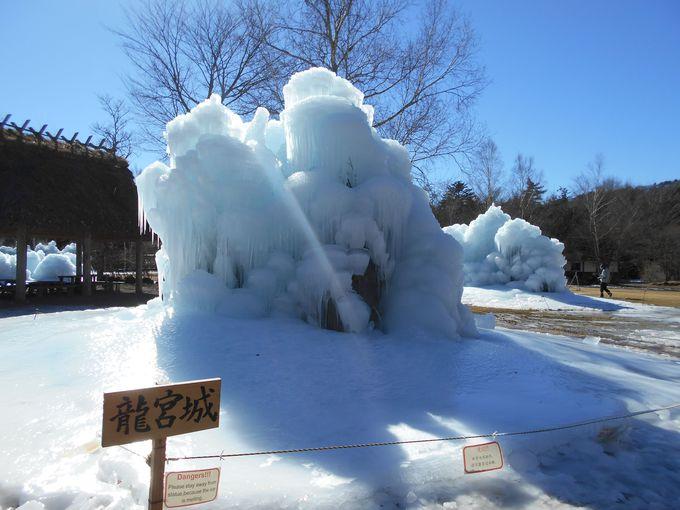 寒さも吹き飛ぶ!自然が作り出す美しき芸術