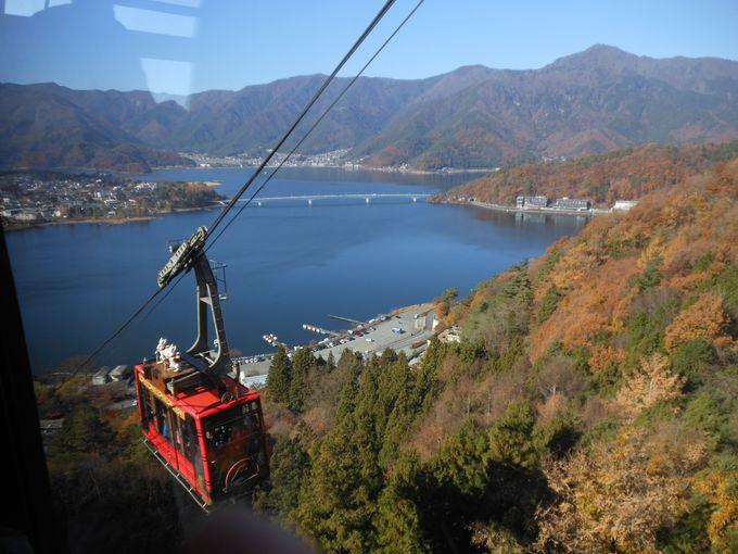 2.天上山公園(富士山パノラマロープウェイ)