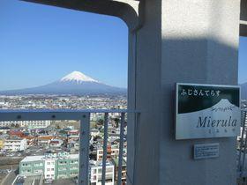 市役所が穴場!富士山絶景スポット「富士宮展望ギャラリー&富士ミエルラ」