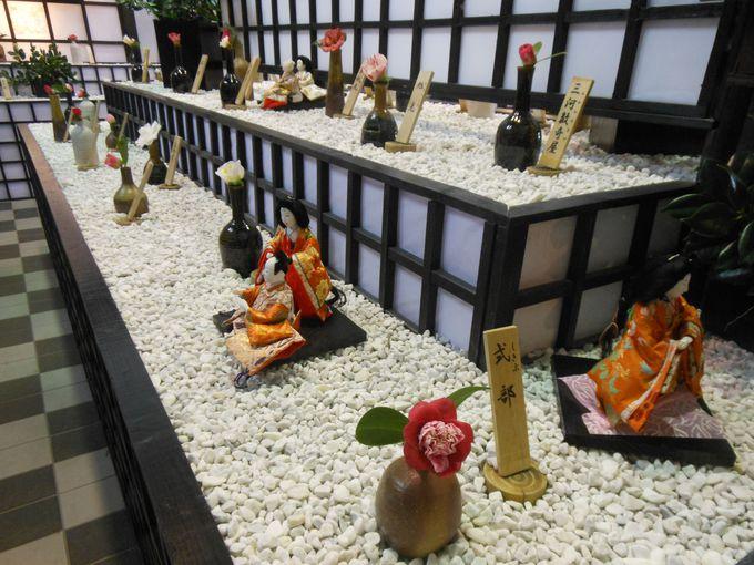 「小室山公園・つばきの館」でのコラボ展示!日本最大級の1000種・4000本の椿が咲き乱れる