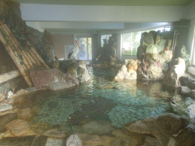 熱川温泉の凄みを体感!完全放流式の源泉かけ流しの温泉も注目