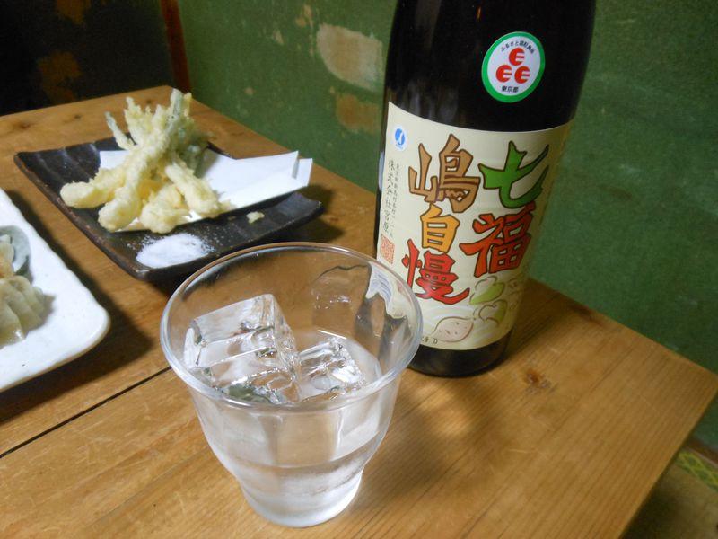 島メニューはここにおまかせっ!新島・居酒屋「日本橋」