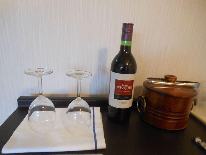 ワイン好きのみならず温泉通も行くべき!「ホテルワイナリーヒル」