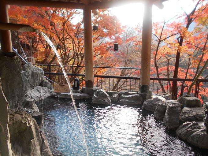 極めつけ!絶景風呂で優雅で優美なバスタイム