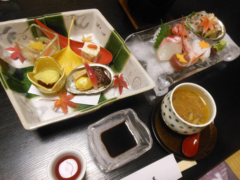 名湯!小浜温泉+美食会席料理で寛ぎの一時を!旅館「富士屋」