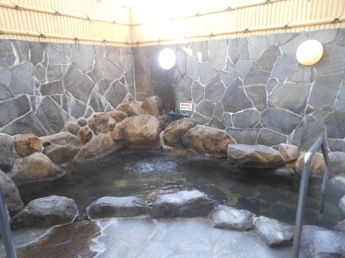 無料で貸切風呂も利用OK!温泉をとことん楽しめる