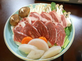 冬限定の猪鍋&黄金湯で温活!静岡・梅ヶ島温泉「清香旅館」