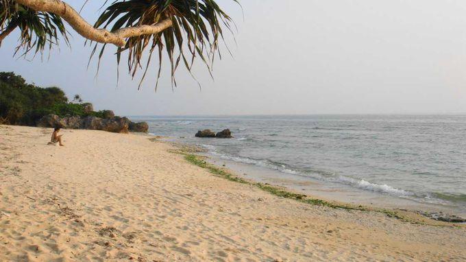 第5位 読谷村の隠れビーチ