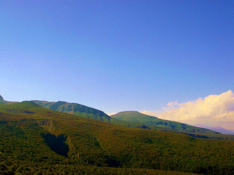 これが秋空だ!!福島に『ほんとの空』を見に行こう!!智恵子が愛した『安達太良山』と幸せの『ハート形』