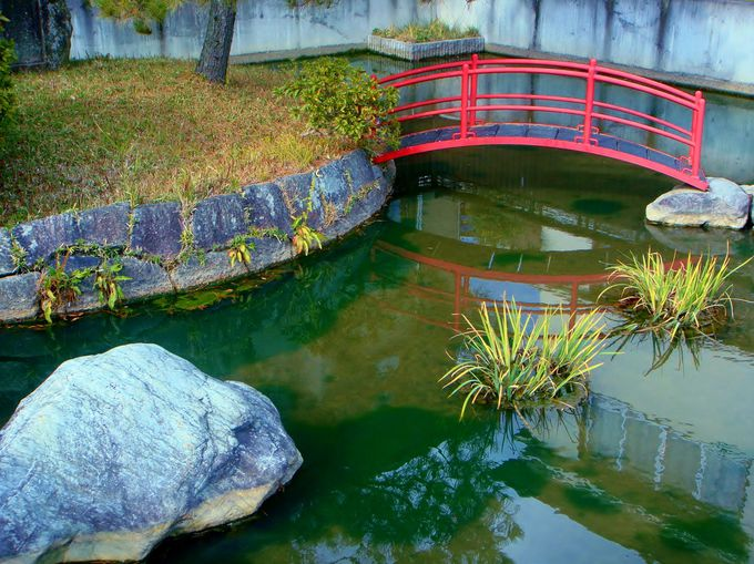 伝・菅原道真の産湯の池