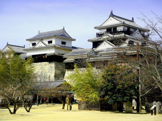 伊予の国・松山が誇る「秋より高い」天下の名城「松山城」!