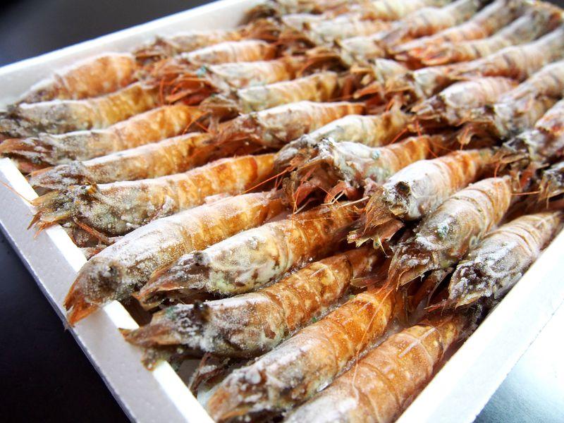 幻の海産物も!京丹後は蟹だけではない!「かに一番」はうまい土産天国!