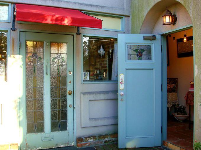 「ならまち」にあるパリの小さなお菓子屋さん♪がコンセプト
