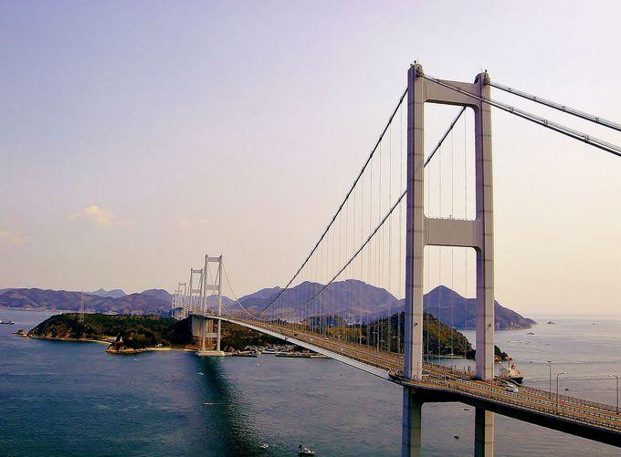 これぞ「しまなみ海道」な絶景!『糸山公園展望台』