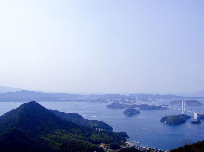 これぞ「しまなみ海道」の絶景ポイント!