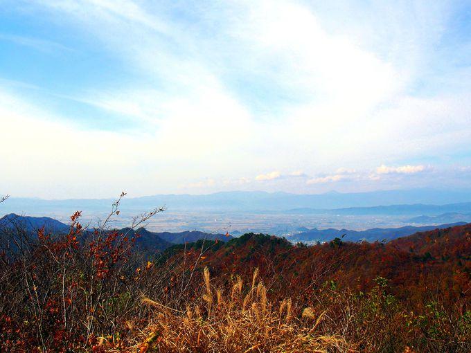 福島と山形県境「鳩峰峠」。眼下に広がる絶景パノラマビュー!