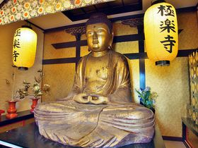 被爆者の心を慰めた「広島大仏」は今、奈良に!安堵町・極楽寺「世紀の出開帳プロジェクト」