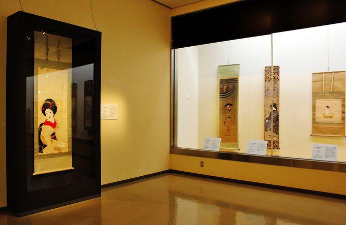 美人画の変遷と奈良県立美術館の原点