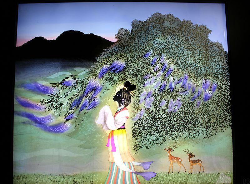 奈良をテーマにした最新作影絵も!特別展「藤城清治 光のメルヘン展」奈良県立美術館