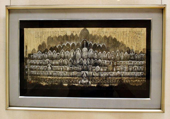 晩年の奈良で「この世のものとは思えないほど美しい絵を描きたい」