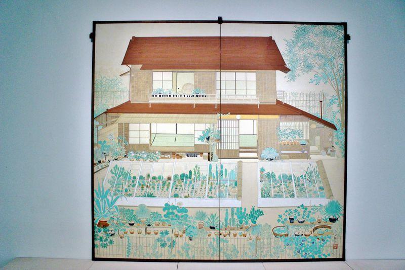 幻の画家の心に染み入る絵と言葉!没後40年『不染鉄展』奈良県立美術館
