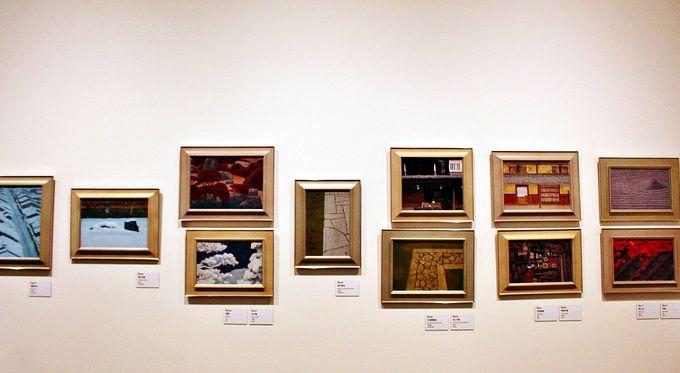 京洛四季を観て、展示作品ゆかりの古都めぐりを
