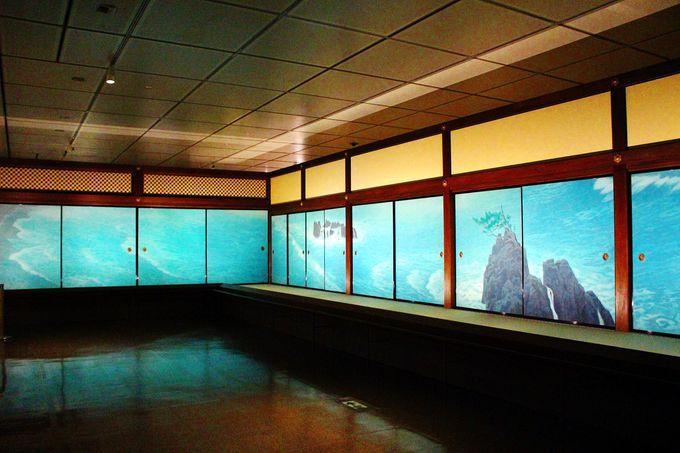 圧巻の東山ブルーと京都展の見どころ