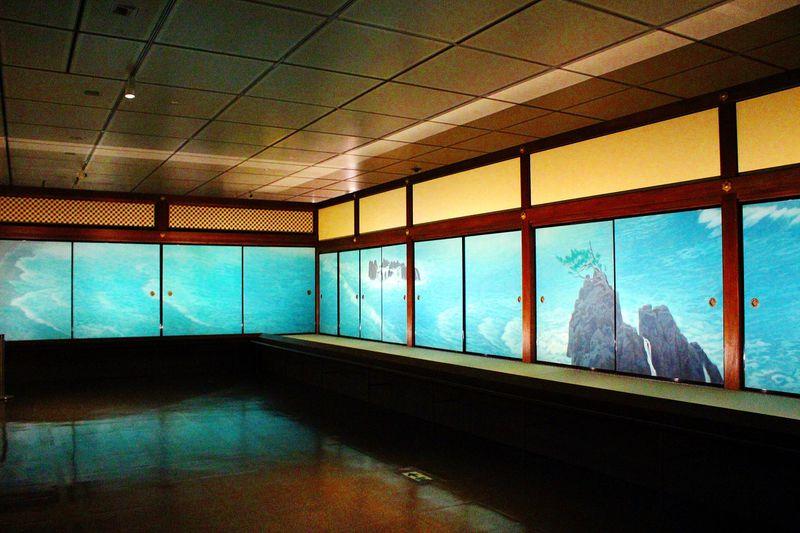 本当の「あお」に出会う。生誕110年「東山魁夷展」京都国立近代美術館