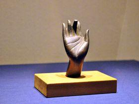 盗難の旧国宝・香薬師像はどこへ?「右手」が奈良・新薬師寺で特別公開