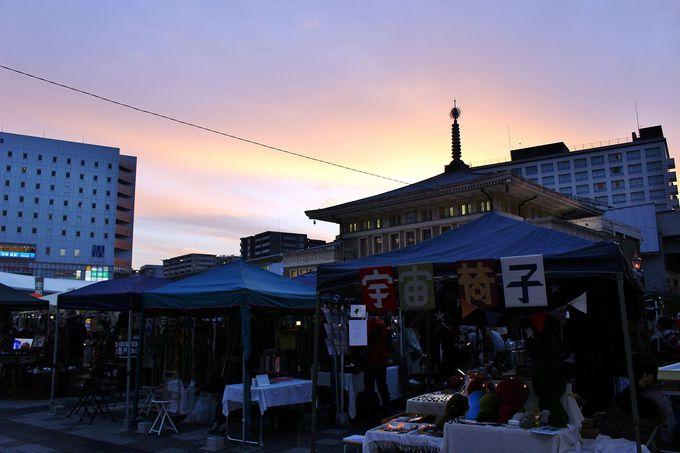 夏開催のナイトマーケットやコラボイベントに注目