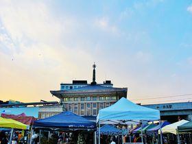 JR奈良駅前クラフト「奈良ノ空カラ」は世界へ繋がるマーケット