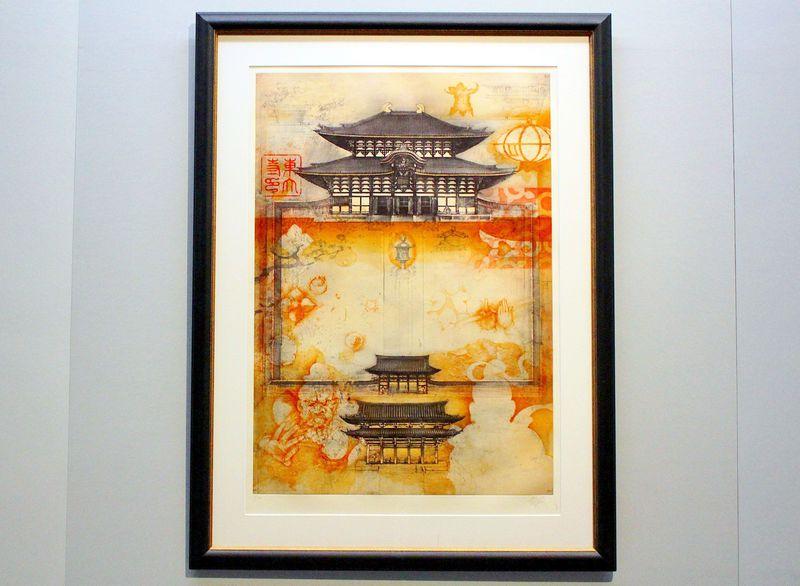 彼の旅とは?奈良県立美術館「ヨルク・シュマイサー 終わりなき旅」