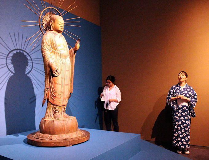 8月18日まで!なぜ奈良と会津?テーマは「復興への祈り」