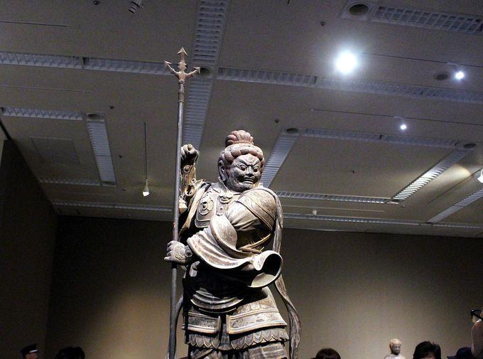 福島県では初の公開!多川貫首自ら選んだ「興福寺の寺宝」