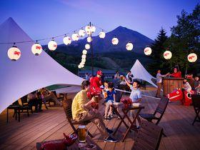 親子で「べこジェニックな赤べこビアガーデン」星野リゾート 磐梯山温泉ホテル