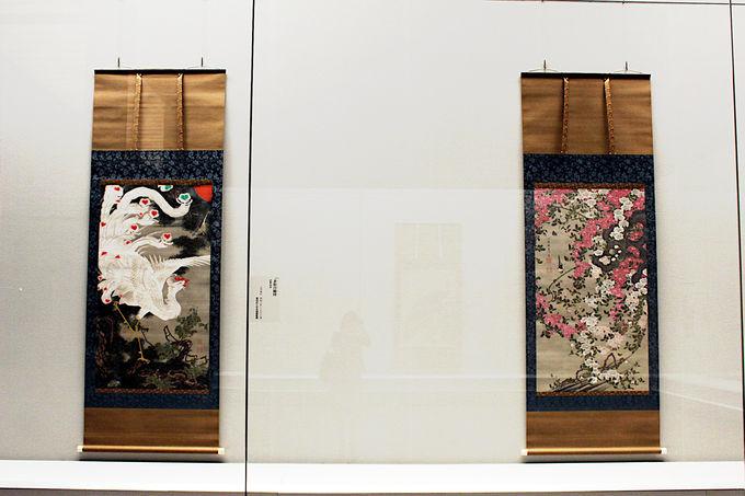 狩野永徳や若冲など、皇室とご縁を結んだ近世絵画の数々