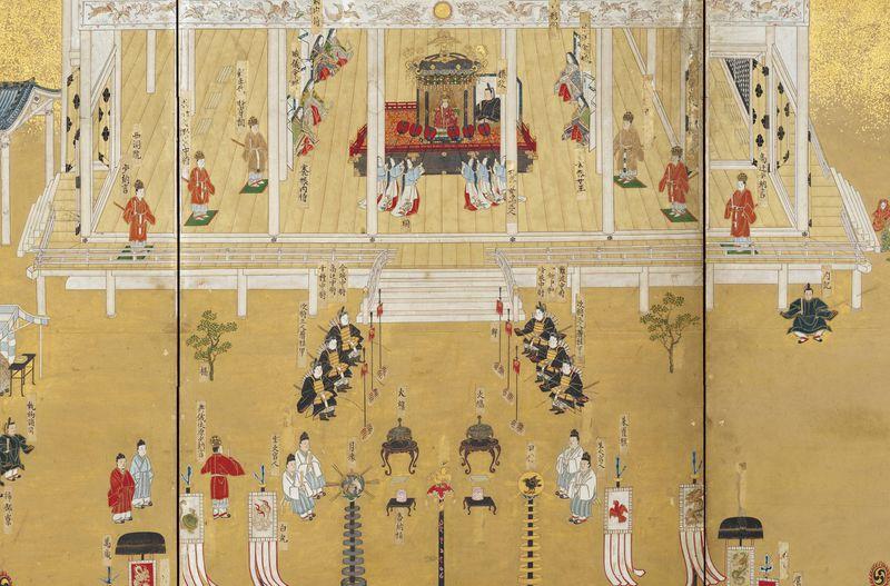 令和をことほぐ、御即位記念 特別展『皇室の名宝』(京都国立博物館)