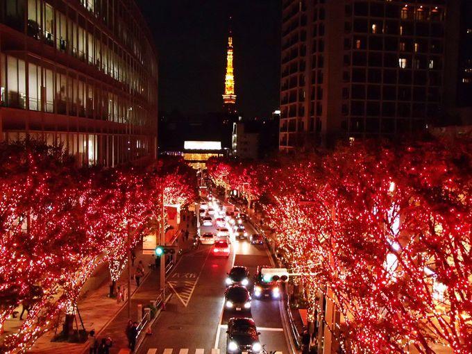 六本木ヒルズOPEN10回目の特別なクリスマス・イルミネーションって!?