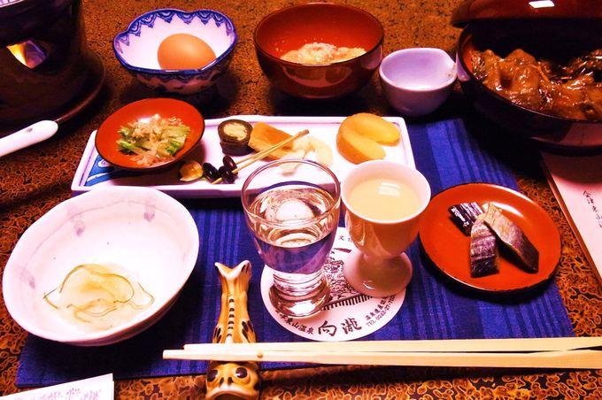 地産地消の食材を使った、会津の冬の郷土料理