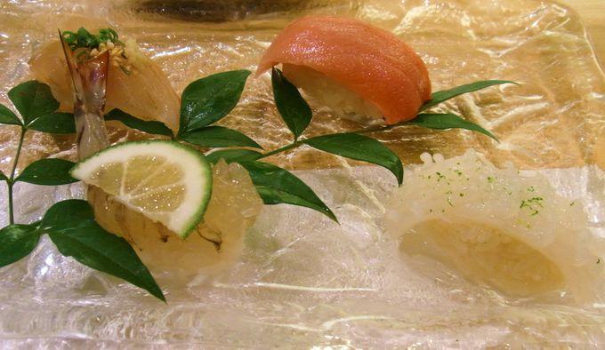えっ!?旨くて美しい寿司コースが2000円!