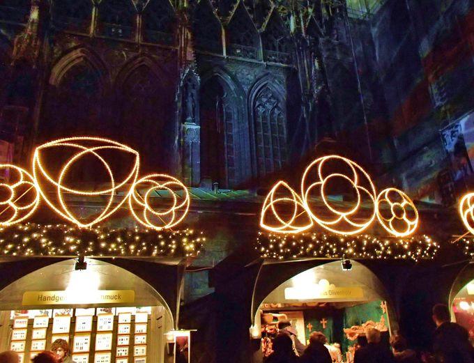 2:2013年から始まったクリスマス・マーケットの新名所