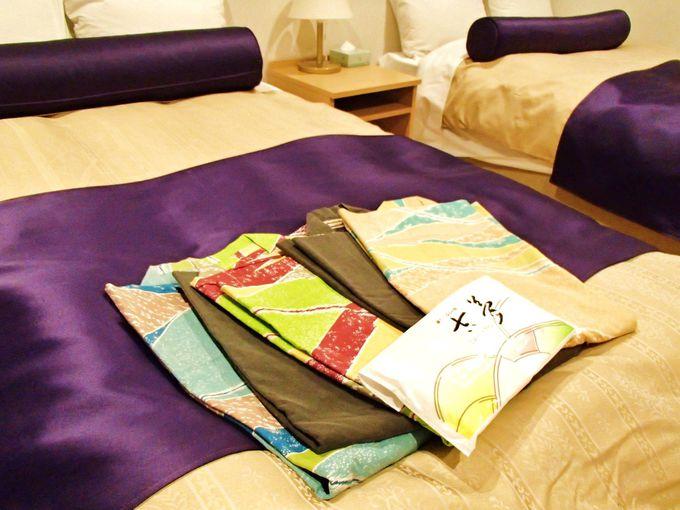 2014年3月、吉夢に全室洋室の新館がオープン!