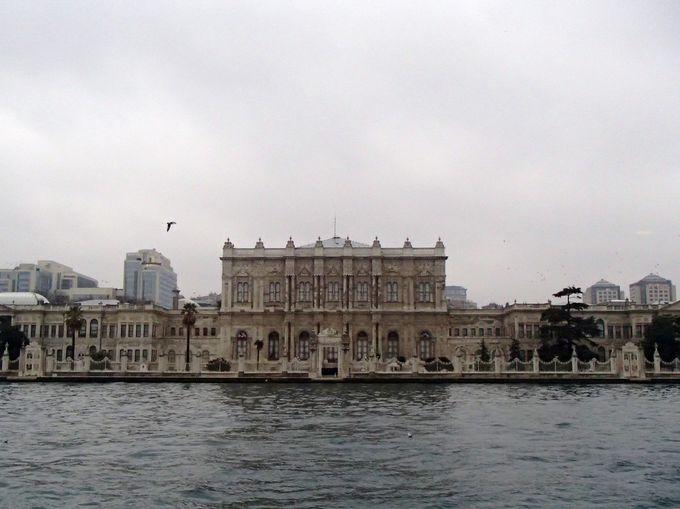 6.ドルマバフチェ宮殿