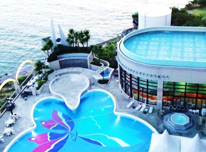 海に面したロケーション「ロワジールホテル那覇」