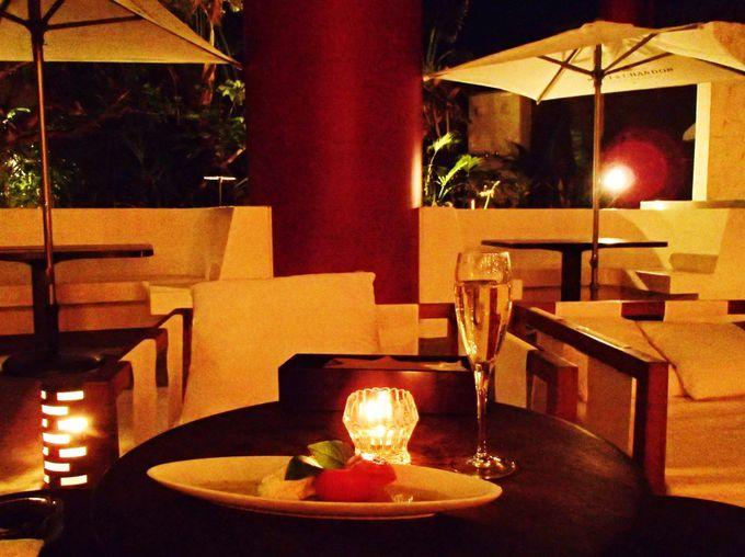 心地いい沖縄の風を感じて、寛ぐのにぴったりなテラス席が登場!