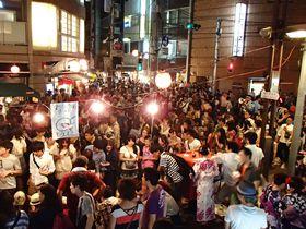 東京「麻布十番納涼まつり」を並ばず楽しむ4つのポイント!